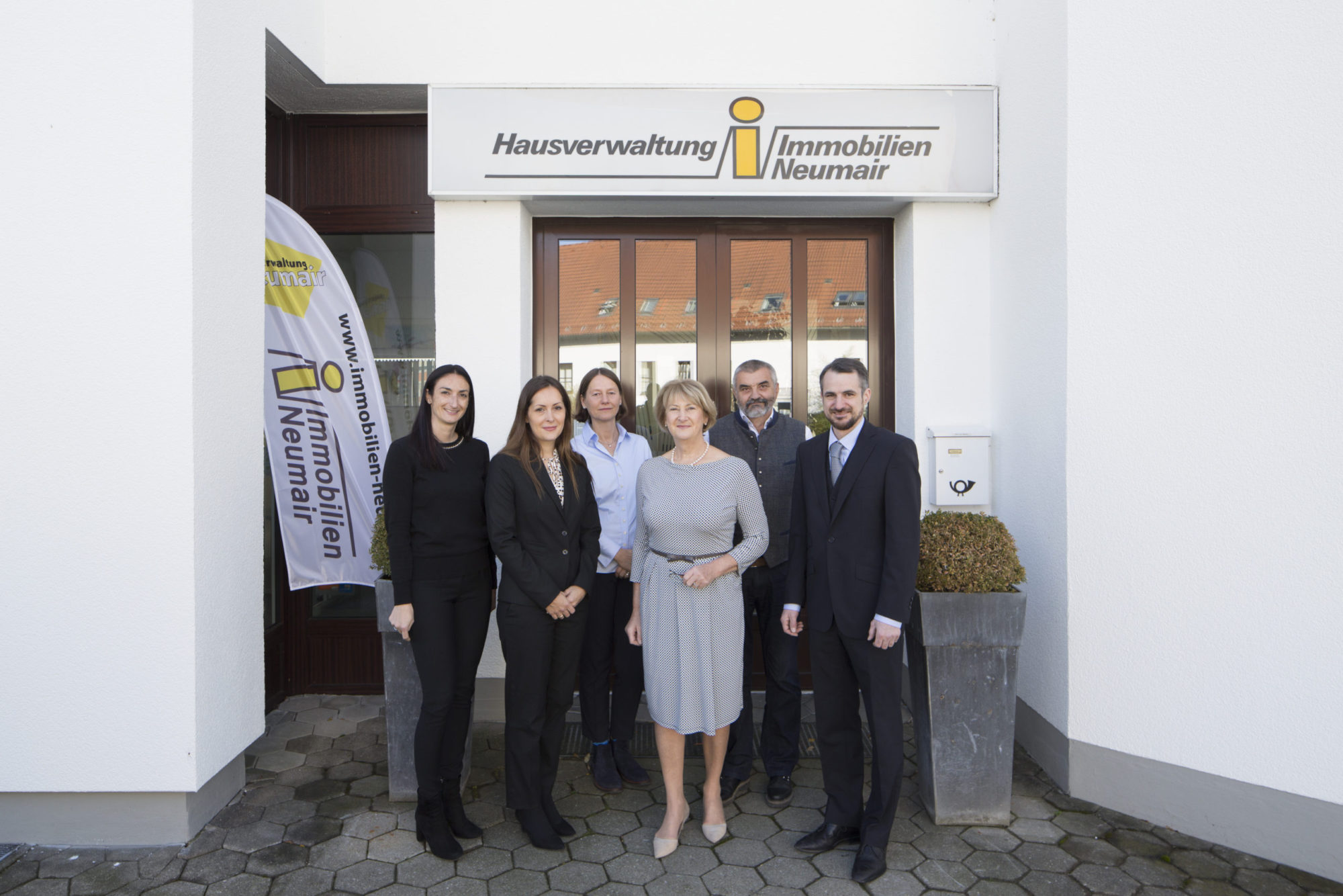 FM Neumair - Ihre Hausverwaltung für Landsberg und Umgebung.